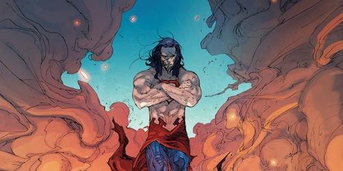 H'El será la gran contrapartida a Superman en al etapa de Lobdell