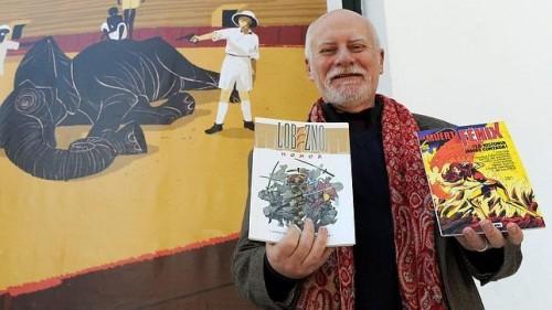 Chris Claremont orgulloso de su creación en Sevilla