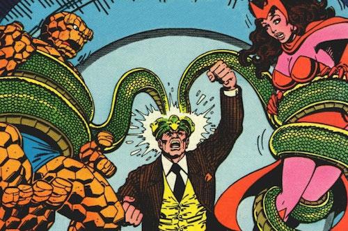 Otro capítulo más en la saga de la Corona Serpiente