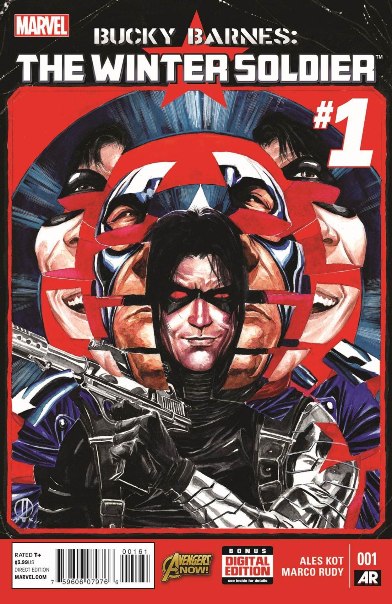 El traje del Capitán América. El peso de las barras y estrellas ...
