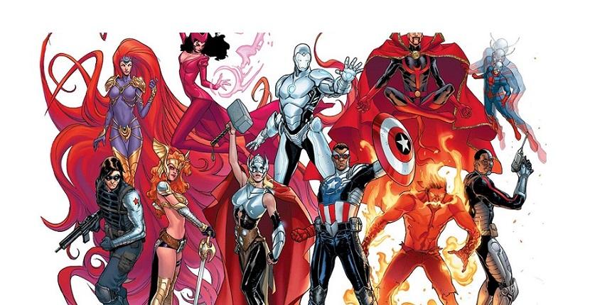 Avengers NOW!, nueva generación de títulos Marvel [ACTUALIZADO]