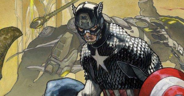 El nuevo All-New Capitán América es…