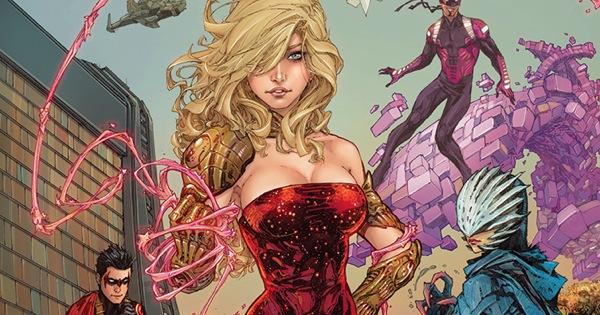 Reseñas DC: Teen Titans #1