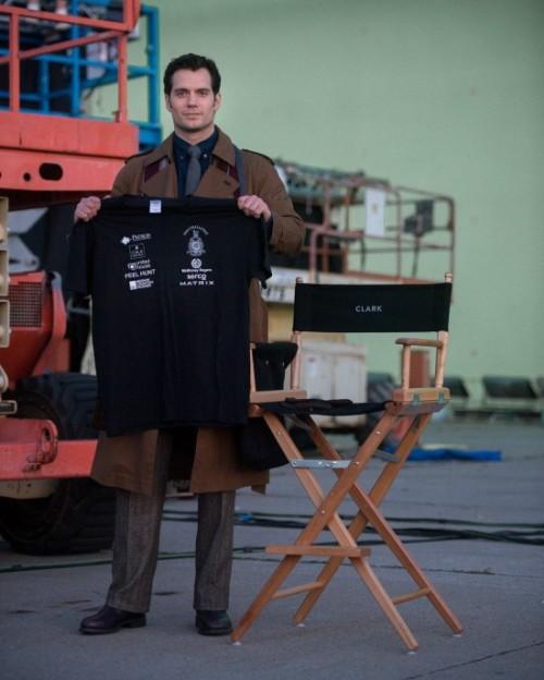 Henry Cavill / Clark Kent