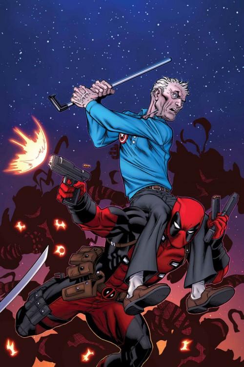 Deadpool_Captain America_1_Portada