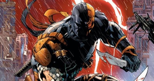 Nueva serie de Deathstroke a cargo de Tony Daniel