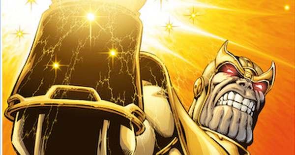 Thanos: Epifanía