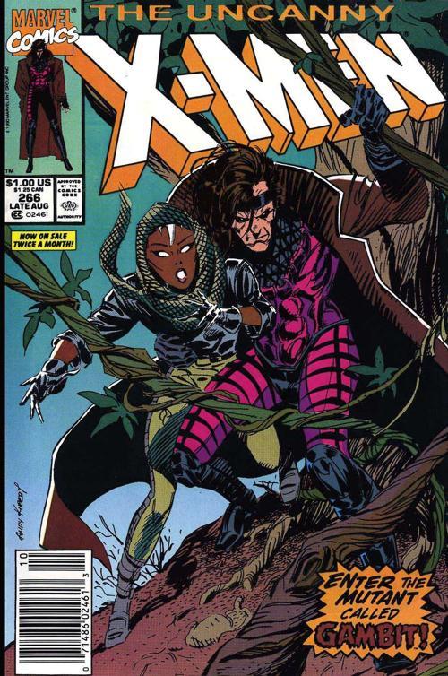 Prueba X-Men