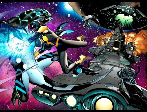 Nova vuelve al espacio por Paco Medina