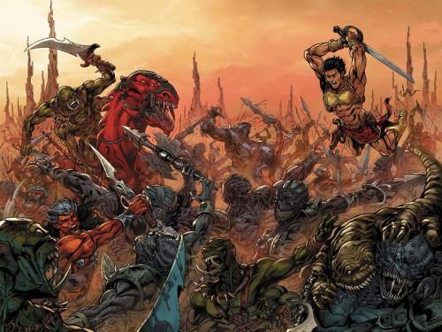 John Carter_Warlord_of_Mars_01_dynamite
