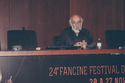 Esteban Maroto repasó su carrera con los asistentes a su presentación