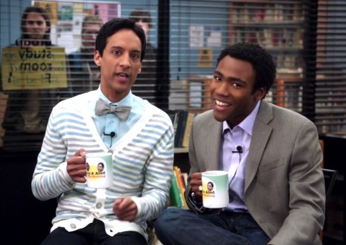 Troy and Abed in the Morning (canturrear mientras se dice)
