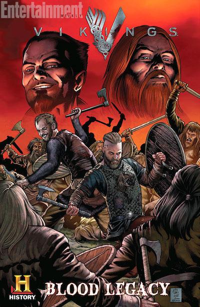 Ragnar y Floki, Thor y Loki
