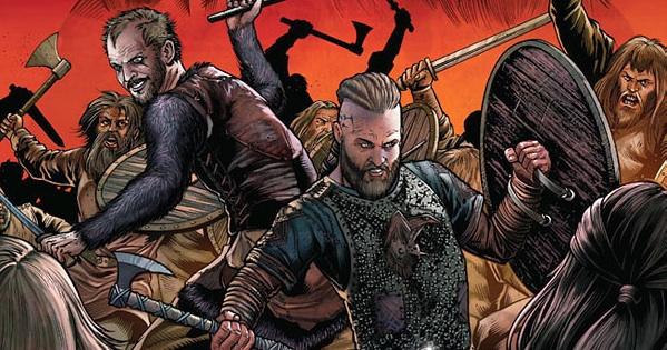 SDCC 2014: Vikingos, al asalto de París [ACTUALIZADO - TRAILER OFICIAL]