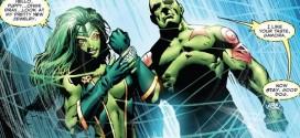 Drax y Gamora, dos Guardianes creados por Jim Starlin