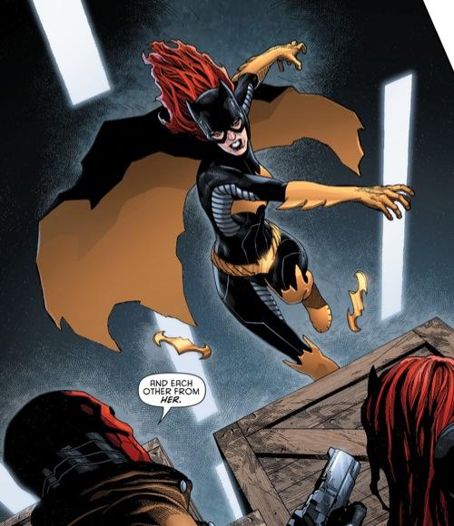 Batgirl será uno de los personajes que mas sufran durante toda la serie