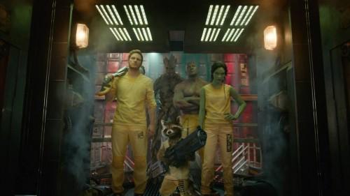La alineación de los Guardianes de la Galaxia