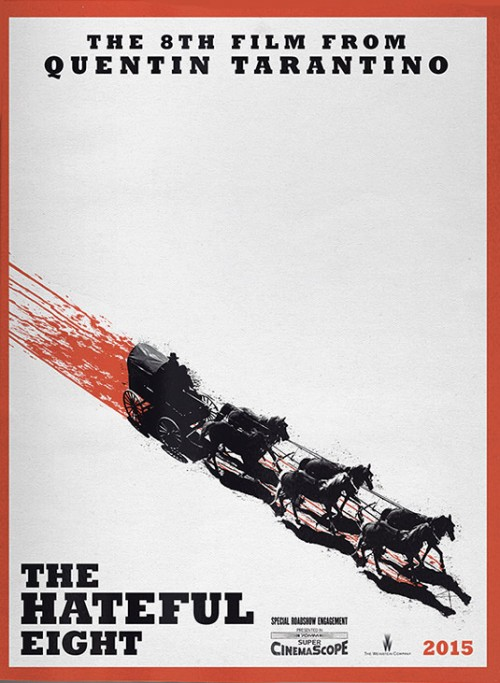 Poster de The Hateful Eight
