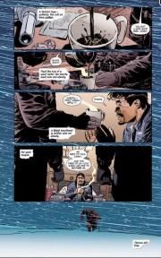 Páginas dibujadas por un Lee Weeks en buena forma para Dareevil: Noches oscuras