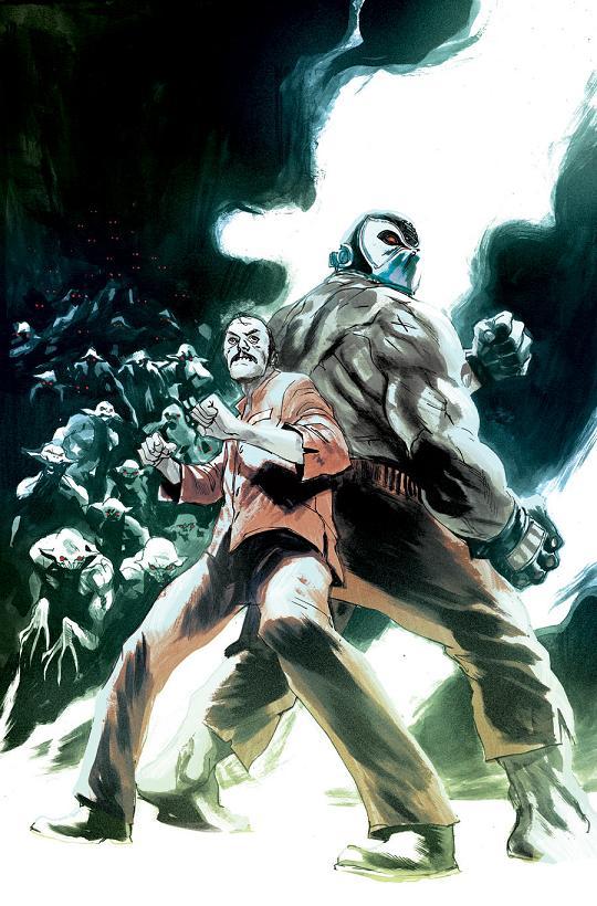 Portada del Batman Eternal #31 por Rafael Albuquerque