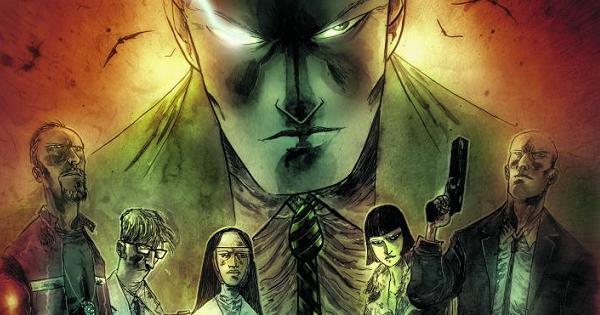 Gotham By Midnight, la nueva serie de terror policiaca del nUDC
