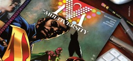 Reseñas DC: The Multiversity #1