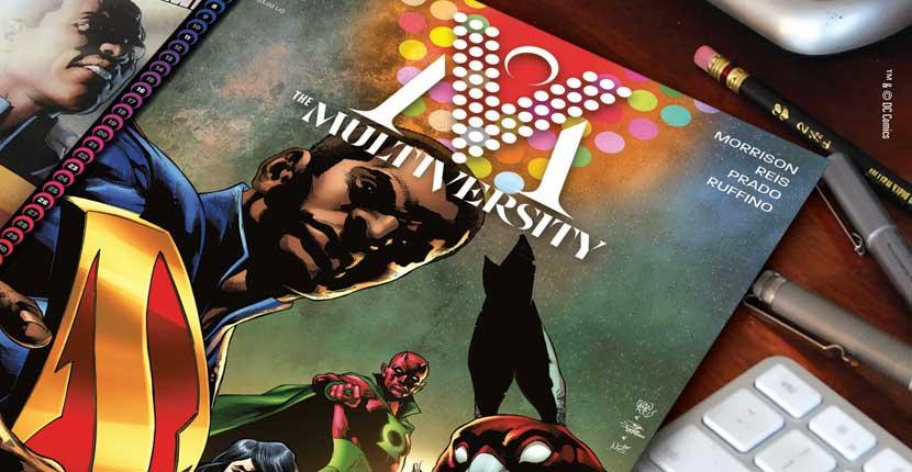 Reseñas DC: The Multiversity #1