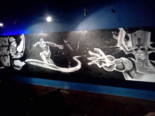 Mural de Germán Peralta (Foto: Centro De Expresiones Contemporáneas)