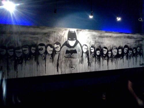 Mural de Juan Ángel Szama (Foto: Centro De Expresiones Contemporáneas)