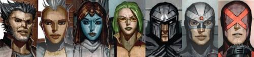 Cable no tiene demasiado aprecio por los líderes tribales del pueblo mutante