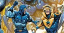 Blue Beetle Booster Gold Justice League 3000 - portada