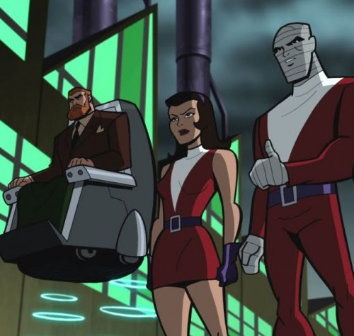 La Doom Patrol en Batman: The Brave and the Bold