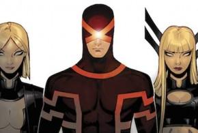 La Imposible Patrulla-X #25-28: ¡Contra S.H.I.E.L.D.!