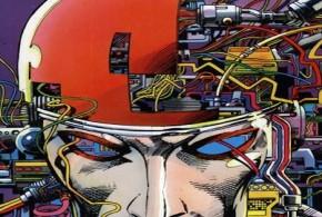 Extra Superhéroes nº 10: El Hombre Máquina