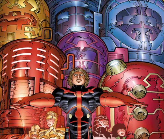 Celestiales, Eternos y Desviantes protagonistas de una cosmogonía Marvel