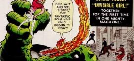 Los 4 Fantásticos de Stan Lee y Jack Kirby. Generador de conceptos del Universo Marvel