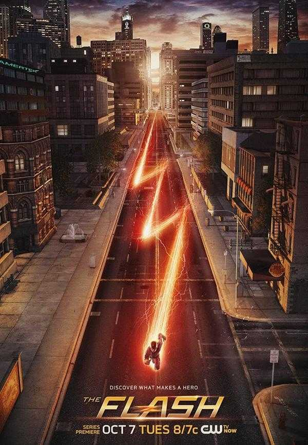 FLASH_serie_poster