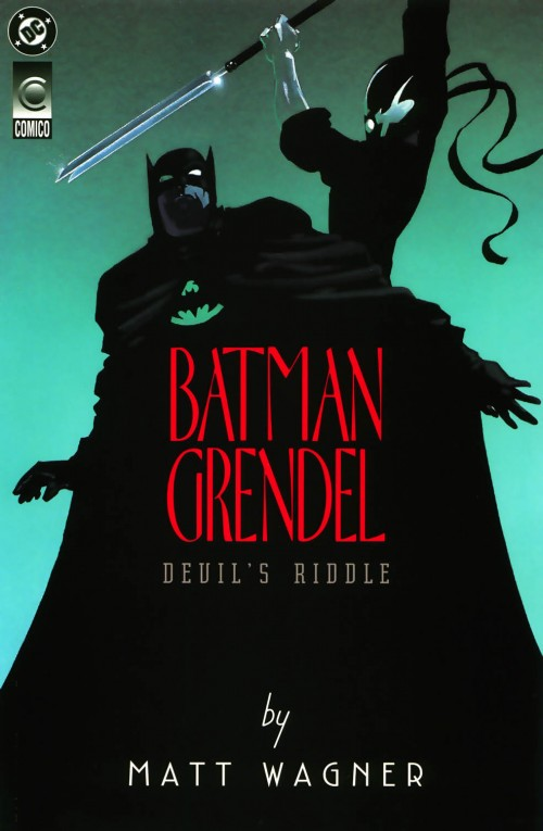 Foto Batman & Grendel