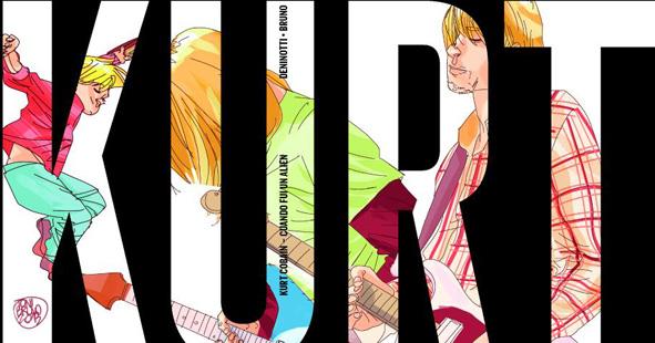 Kurt Cobain: Cuando fui un alien