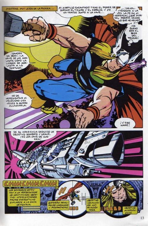 Uchuu Senkai Thor