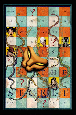 Portada de Secret Six #1 por Dale Eaglesham y Aquaman #37 por Paul Pelletier