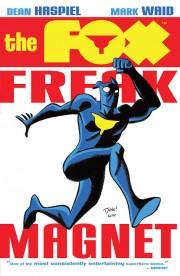 The_Fox_Freak_Magnet_portada