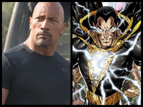 The Rock será Black Adam