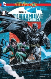 futures end detective comics 1