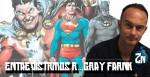 Entrevista Gary Frank