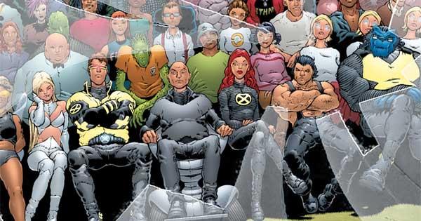 Nuevos X-Men, la revolución de los hijos del átomo