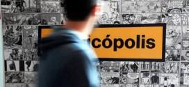 Historietas desde Latinoamérica #36 – Comicópolis 2014