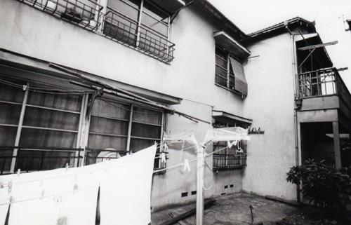 Los apartamentos Tokiwa