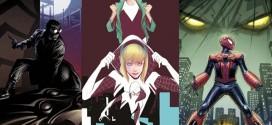 Prólogo a Spider-Verse: Reseñas de Edge of Spider-Verse #1-5, Superior Spiderman #32-33, Spiderman 2099 #5, Amazing Spiderman #7-8