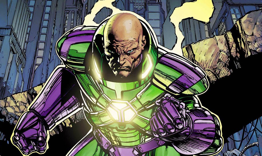 Puro Luthor.